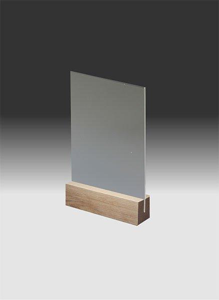 Тейбл тенты с деревянным основанием